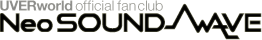 UVERworld officialfanclub Neo SOUND WAVE